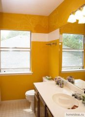 Копия yellow bathroom