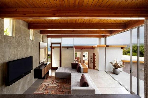 """интерьер  """"деревянный потолок"""""""