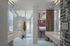 """ванная комната """"белая улица"""""""