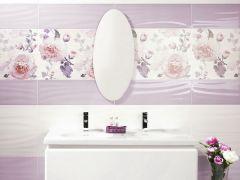 плитка DREAM розовая ванная