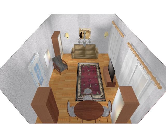 My room 09092013 TV