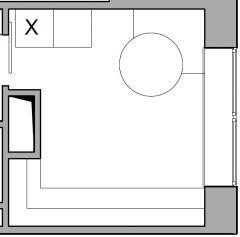 кухня план