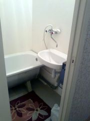 Ванная до ремонта