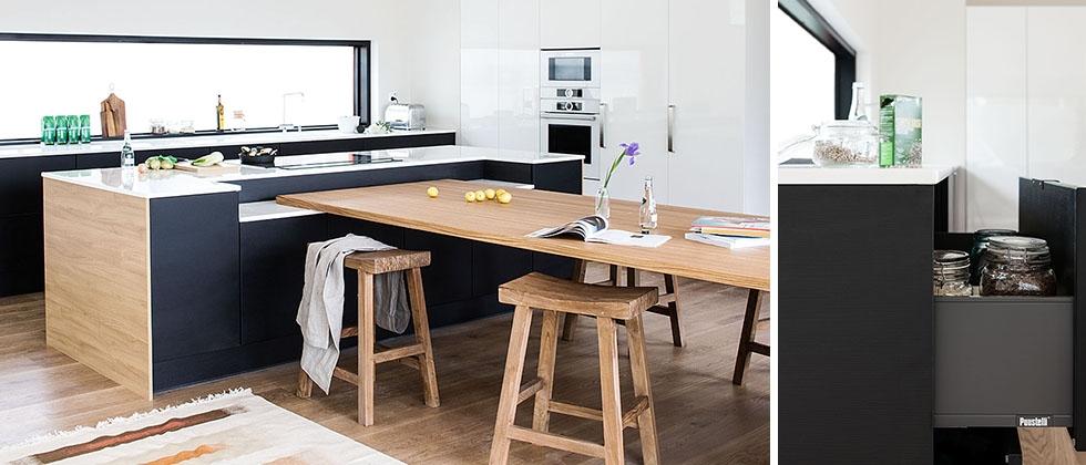 кухня в доме 22