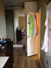 дверь туалета из кухни