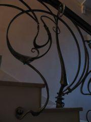 Кованая лестница 2006 год