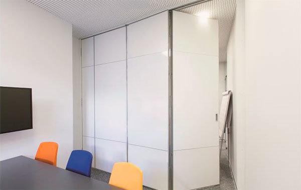 Складные стены и перегородки гармошка межкомнатные для квартиры и офиса  купить в СПб