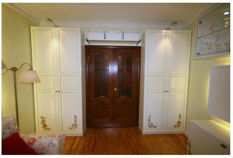Как переделать дверцы шкафа? - ручная работа - форум о строи.