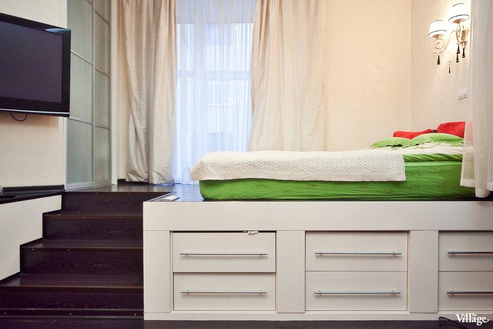 Идеи использование подиума в дизайне интерьера вашей квартир.