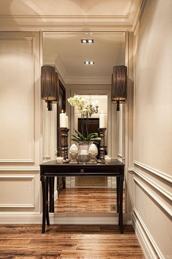 Дизайн интерьера квартиры современная классика