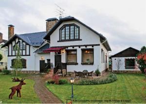 Продается 2 этажный дом 340 кв. м. в баварском стиле выполненна в.