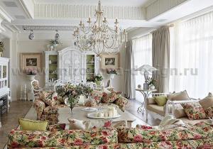 ...раз поставили в интерьер белую крашенную мебель, это значит прованс.