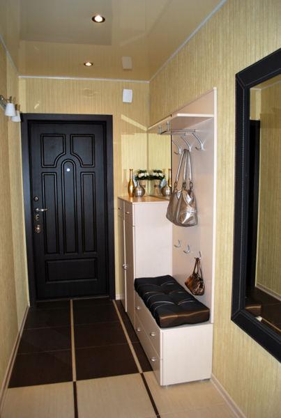 Белые двери в прихожей - дизайн интерьера - форум о строител.