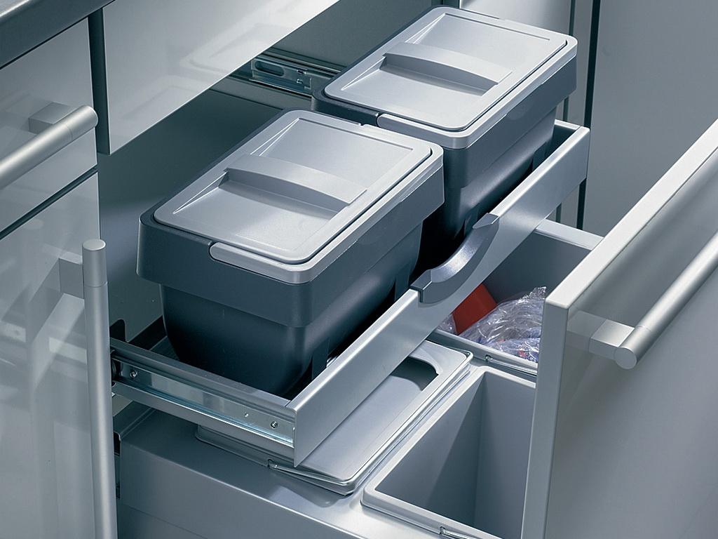 Выдвижная полка orga-board в шкаф под мойку в комплекте с 2-.