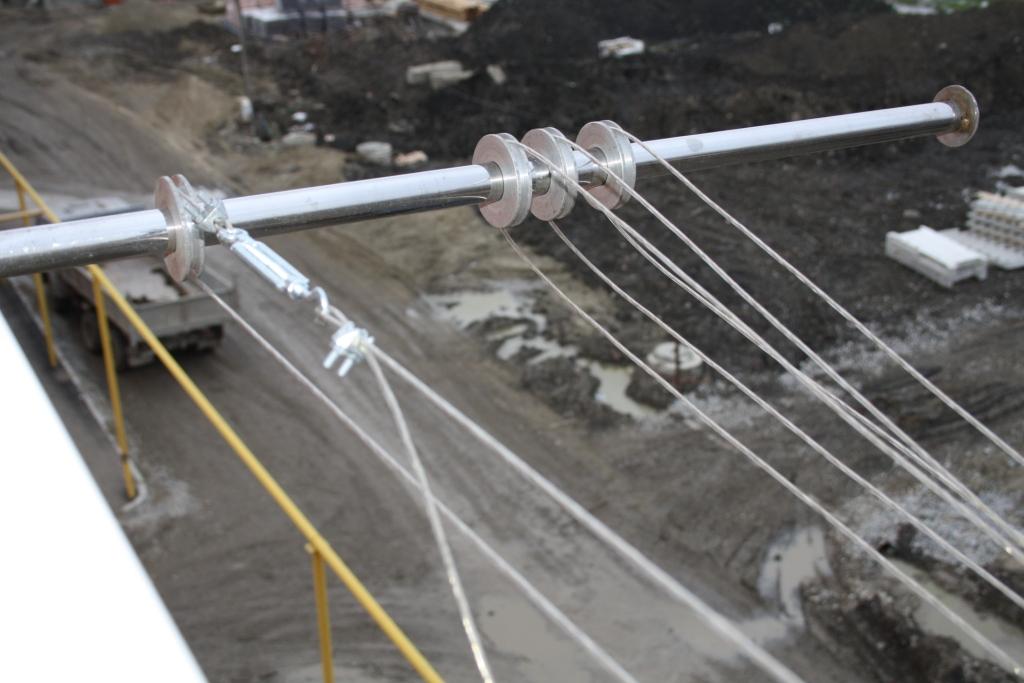 Бельевые верёвки своими руками 2