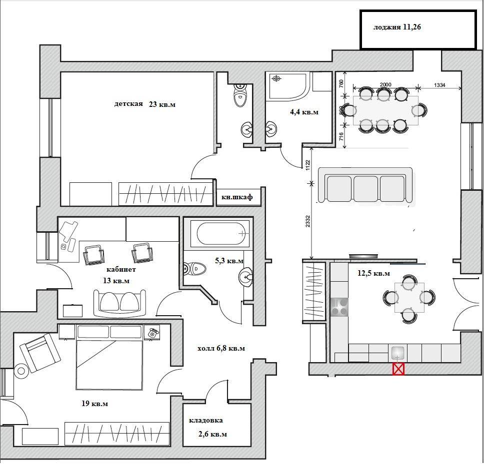 Наше гнездо - дизайн интерьера - форум о строительстве, ремо.