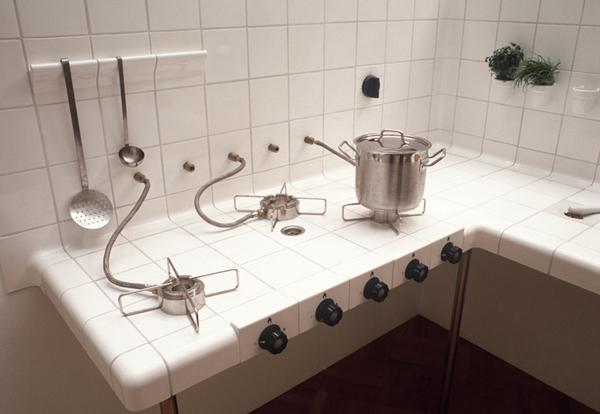 Кухонная мойка из плитки своими руками
