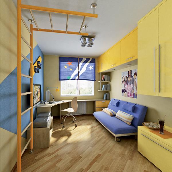 расстановка мебели в узкой комнате дизайн интерьера идеи вашего