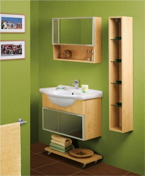 Полки для ванных комнат своими руками