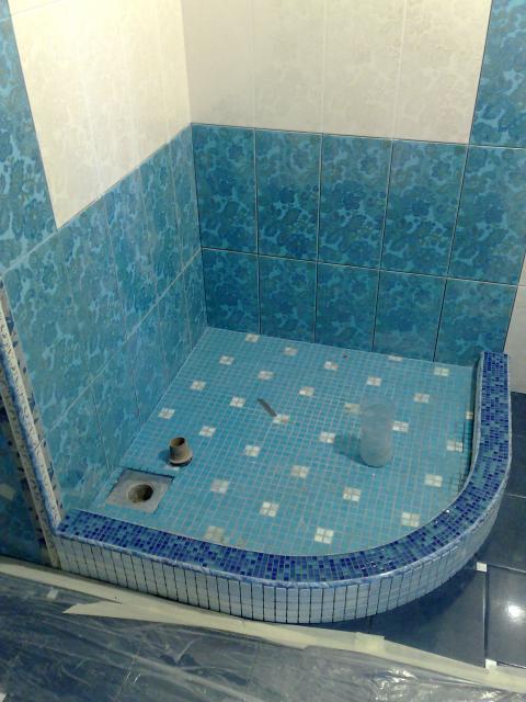 Сделать ванну как кабину