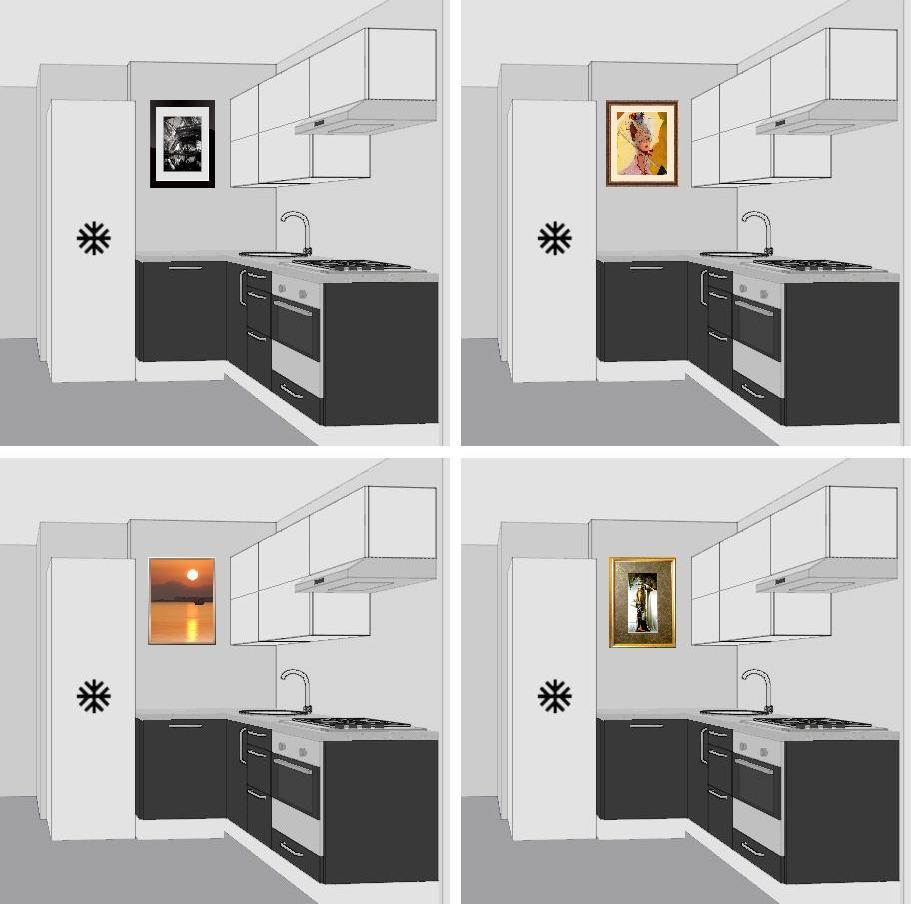 появлением новых верхние шкафы по одной стене при этом термобелье