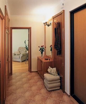 Коридор и встроенный шкаф - как лучше сделать? - дизайн инте.
