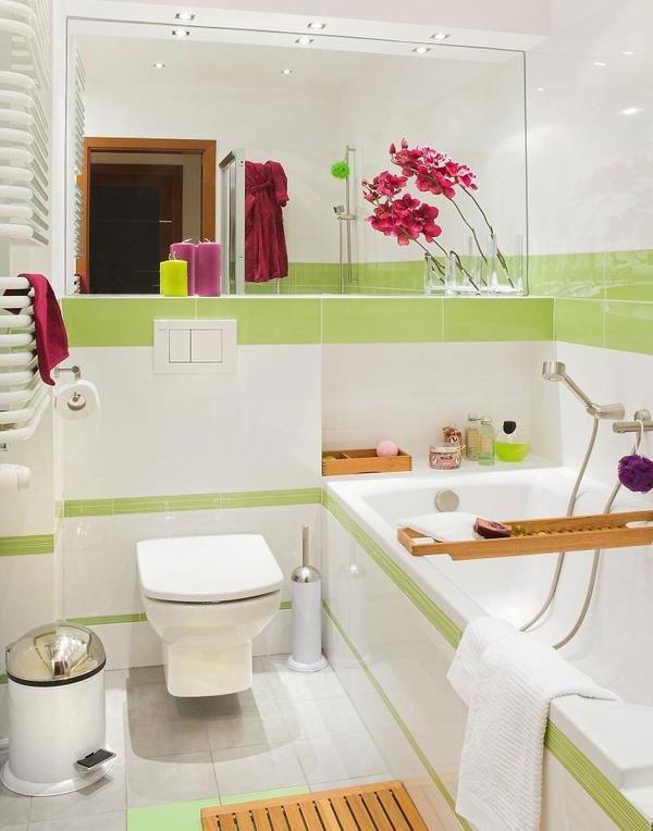 200 идей удобных маленьких ванных комнат