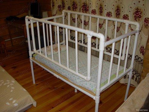 Фото детских кроваток сделанными своими руками