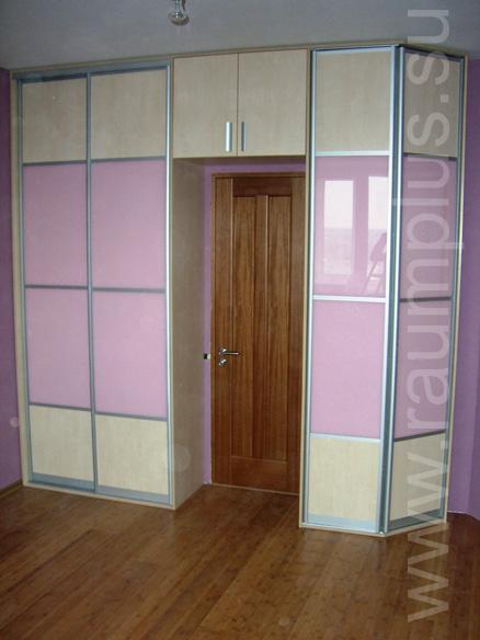 Фото шкафов купе raumplus в прихожих комнатах, изготовленных.