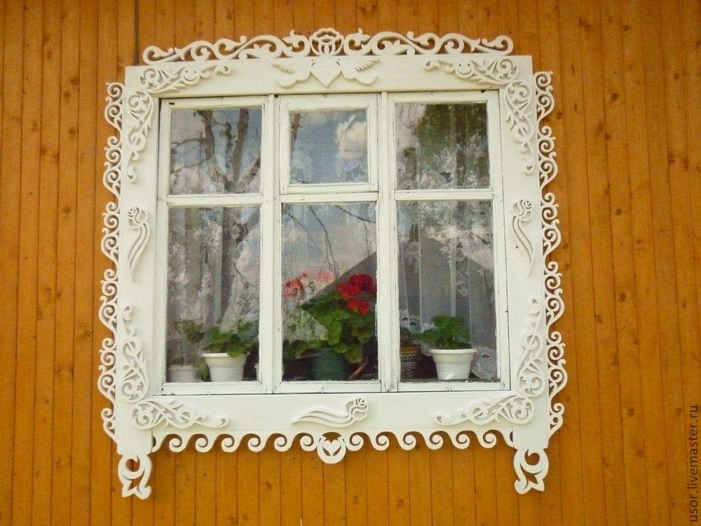 Резные наличники на окна фотографии главное
