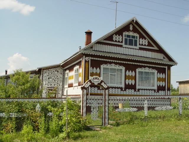 Купить дом за границей в деревне
