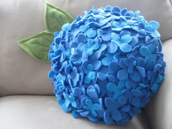 Декоративный цветок своими руками