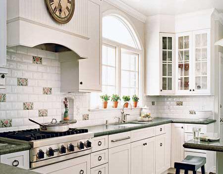 Плитка на кухню на стену дизайн