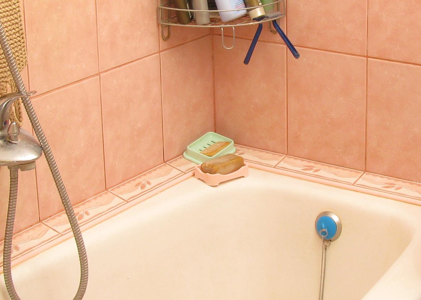 Ремонт под ключ ванных комнат, санузлов