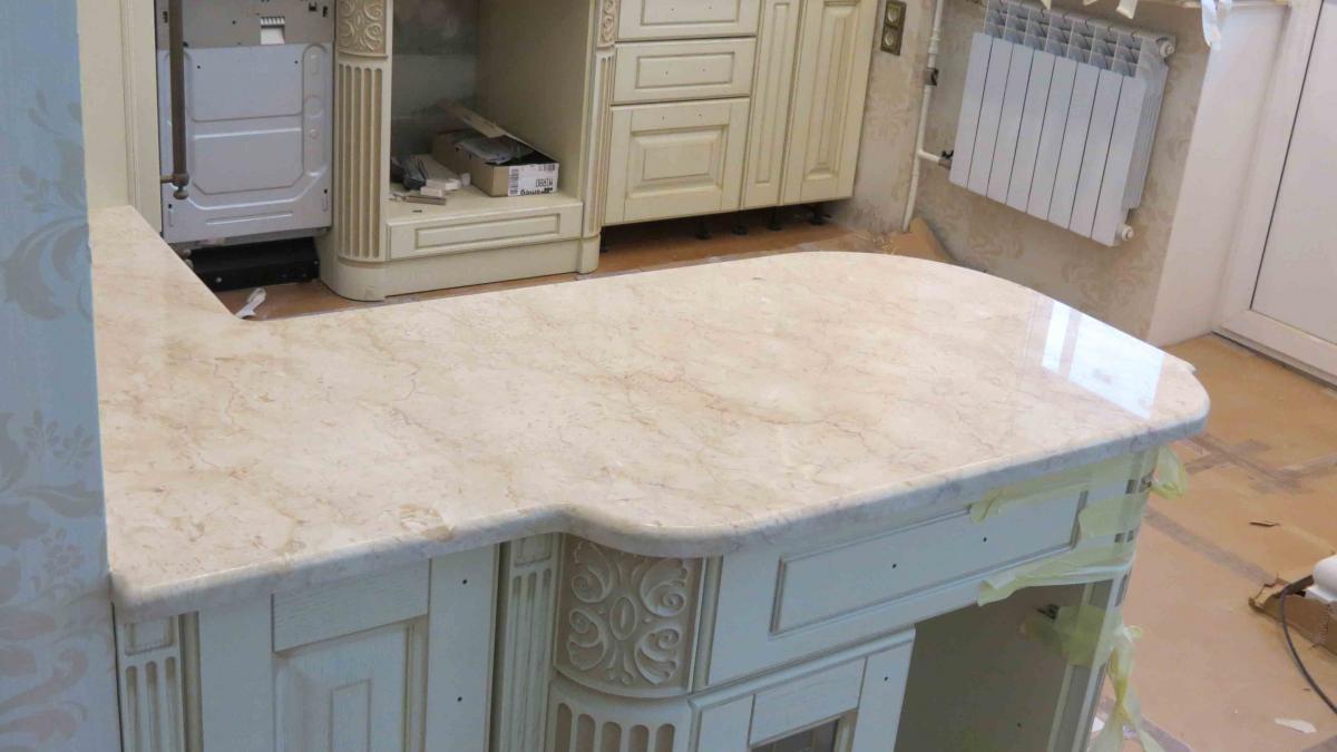 Каменная столешница москва купить новый искуственный стол Дашковка