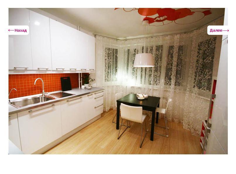 Дизайн кухни с эркером: фото дизайн интерьеров кухонь с эрке.