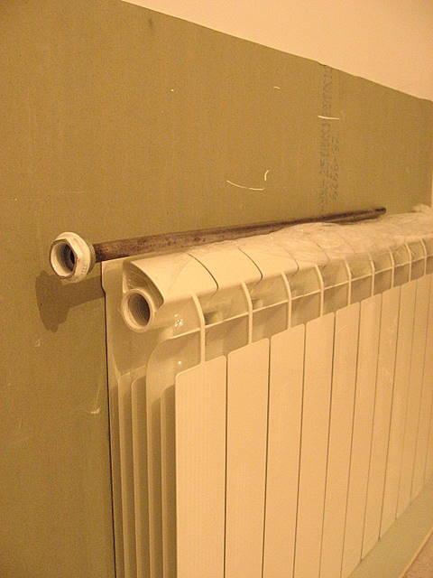 всего термобелье почему нет протока воды в радиаторе одежки