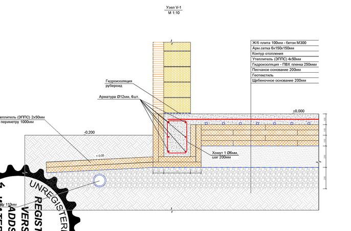 Построить плитный фундамент своими руками - Club-j.ru