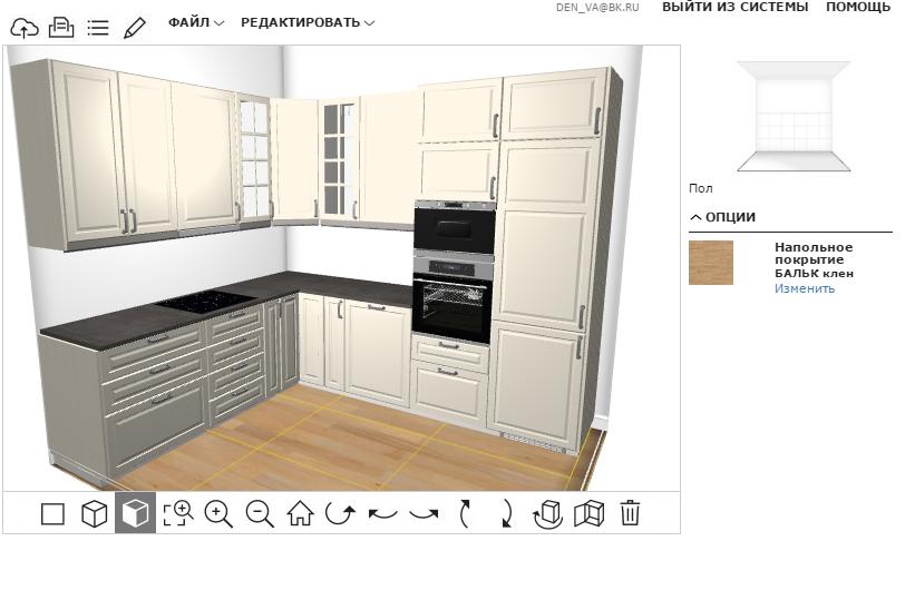 Вопрос по кухне икеа - запутались с планировкой-3
