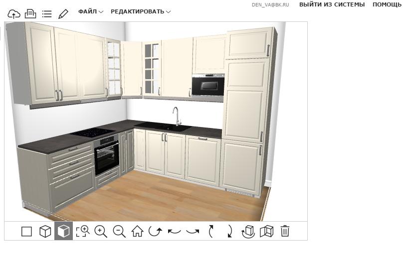 Вопрос по кухне икеа - запутались с планировкой-4