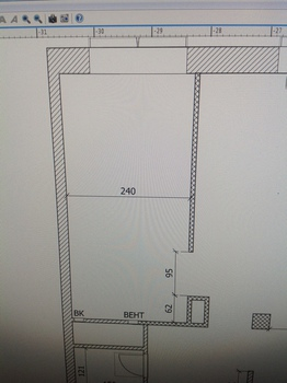 Узкая кухня с балконом, помогите пожалуйста с планировкой!