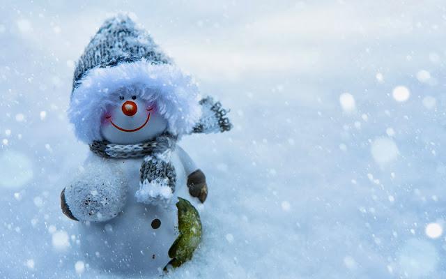 Снеговик на сноуборде  № 3290141 бесплатно