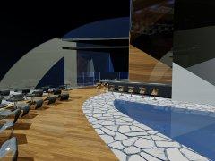 Проект кафе Wave