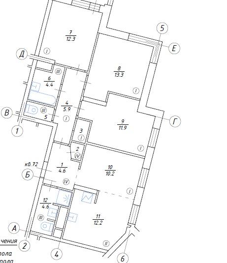 Жилинспекция хочет хотя бы одну комнату 16+, варианты?-2