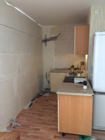 Кухня шириной 1,5 метра. Как обыграть угол?