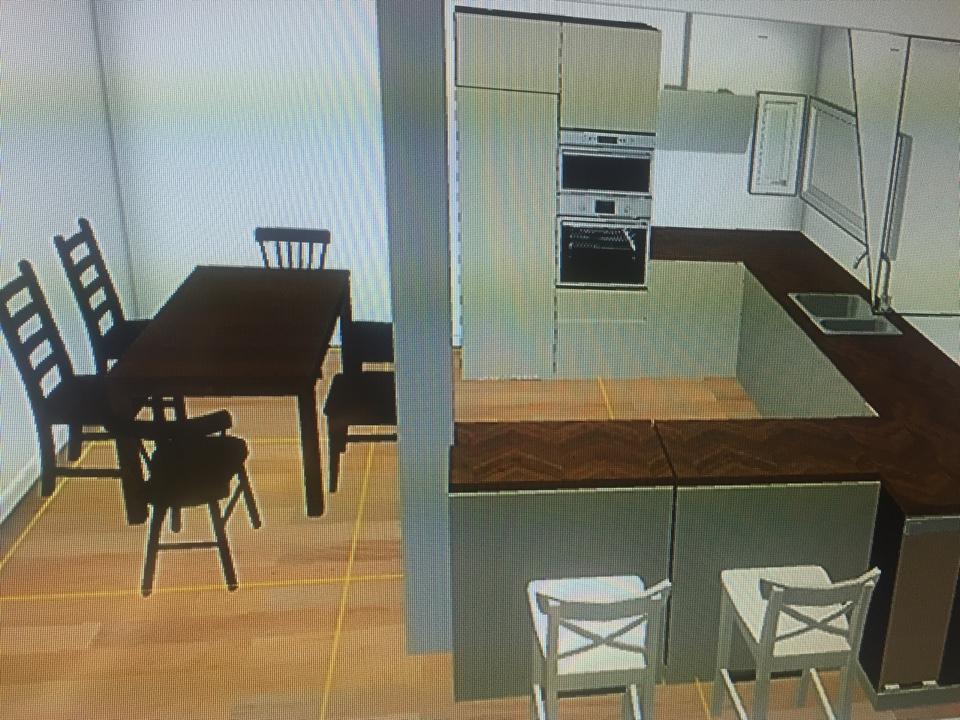 Кухня дома моего)))-2