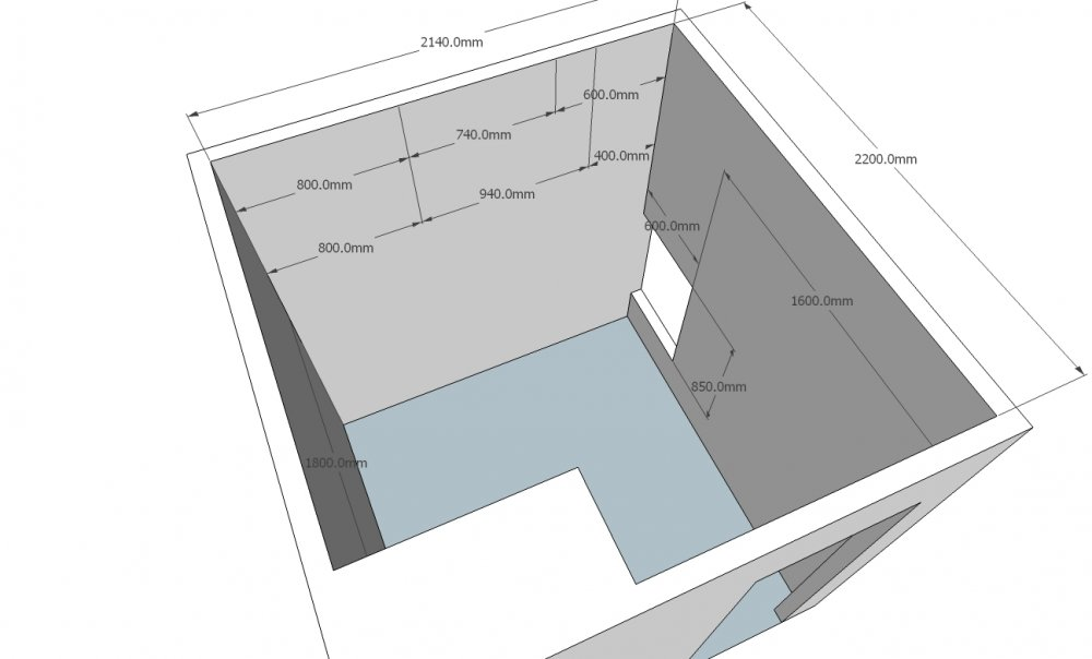 Расположить правильно мебель в ванной-2