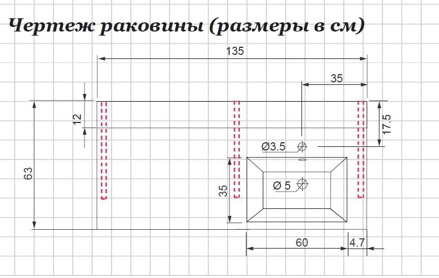 Планировка ванной комнаты-4