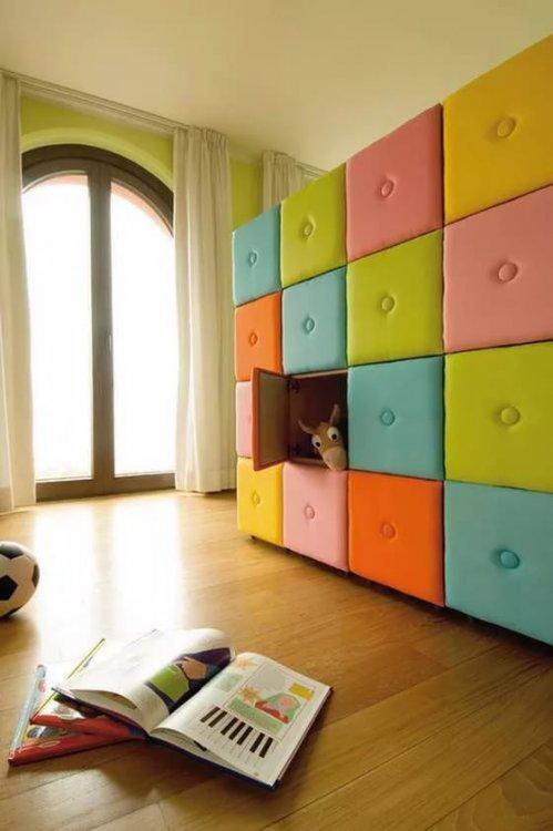 Безопасная комната для прекрасного особого ребёнка