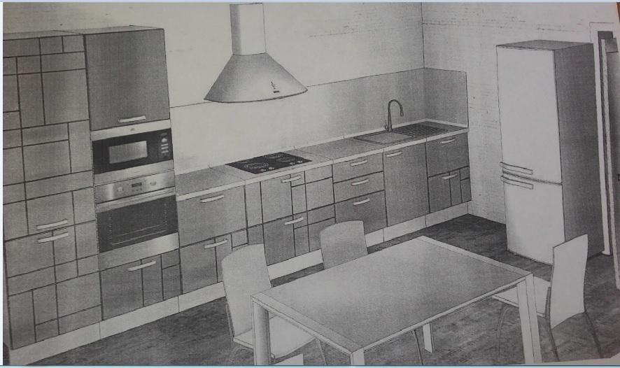Кухня 13 м2: помощь-критика
